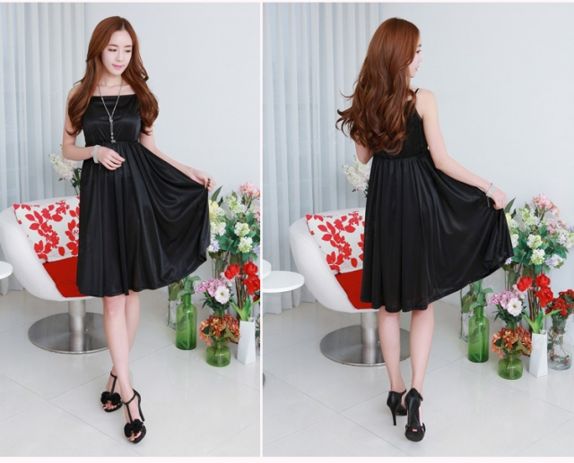 DRESS CANTIK KOREA - Lace Dress