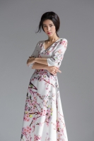LONG DRESS WANITA - Japan Look Maxi Dress