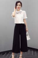 SET PANTS KOREA - 2PCS Formal Jumpsuit