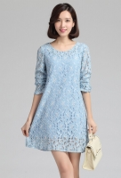 DRESS CANTIK KOREA - Big Size Dress