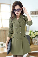 BLAZER WANITA KOREA - Green Woman Blazer