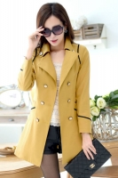 BLAZER WANITA KOREA - Yellow Woman Blazer