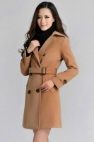 JAKET WANITA KOREA - LIGHTTAN KOREAN LONG COAT