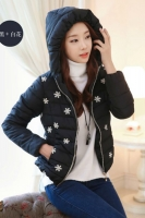 JAKET WANITA KOREA BIG SIZE - Black Korean Jacket