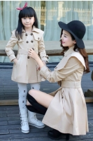 SET JAKET KOREA IBU DAN ANAK - Couple Korean Coat