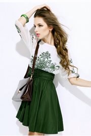 DRESS CANTIK - Wonderfull Chiffon Dress