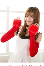 SARUNG TANGAN BULU - Winter Gloves