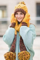 SET TOPI RAJUT MUSIM DINGIN - Winter Set