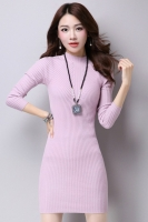 SWEATER MUSIM DINGIN � 6 COLOR CASHMERE KNITTED SWEATER