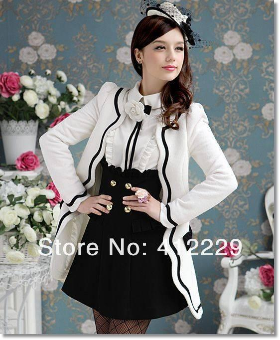 DRESS CANTIK KOREA JYN085 - LONG COAT KOREA JLN10309 - BAJU KOREA ASLI CHUN MEI NA