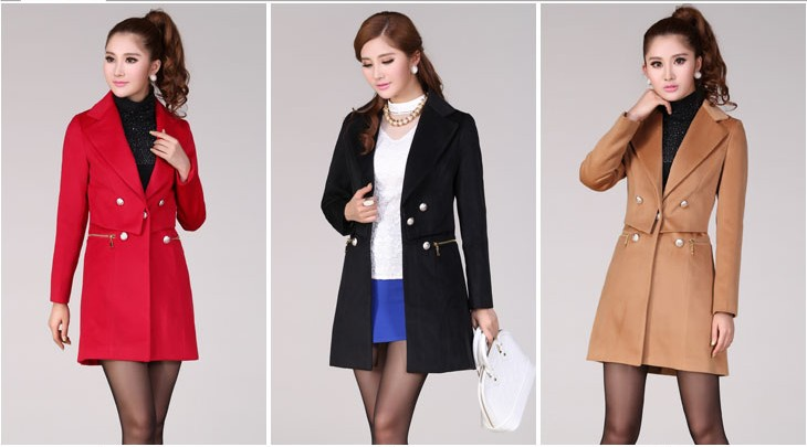 BAJU MUSIM DINGIN KOREA - LONG COAT KOREA - JAKET KOREA - JYB311108
